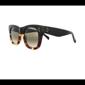 Celine Catherine Small Gradient Sunglasses